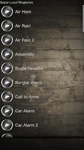 Super Loud Ringtones screenshot 1