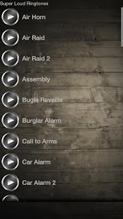 Super Loud Ringtones - screenshot thumbnail