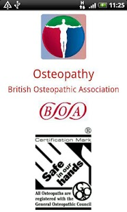 Osteopathy- screenshot thumbnail