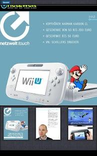 Netzwelt Touch - screenshot thumbnail