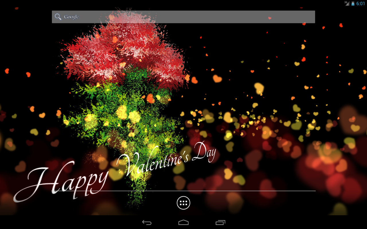 valentine 39 s day live wallpaper android apps on google play
