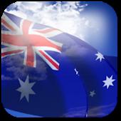 3D Australia Flag +