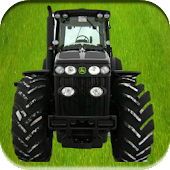 Tractor farm simulator
