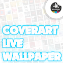Cover Art Live Wallpaper Full icon