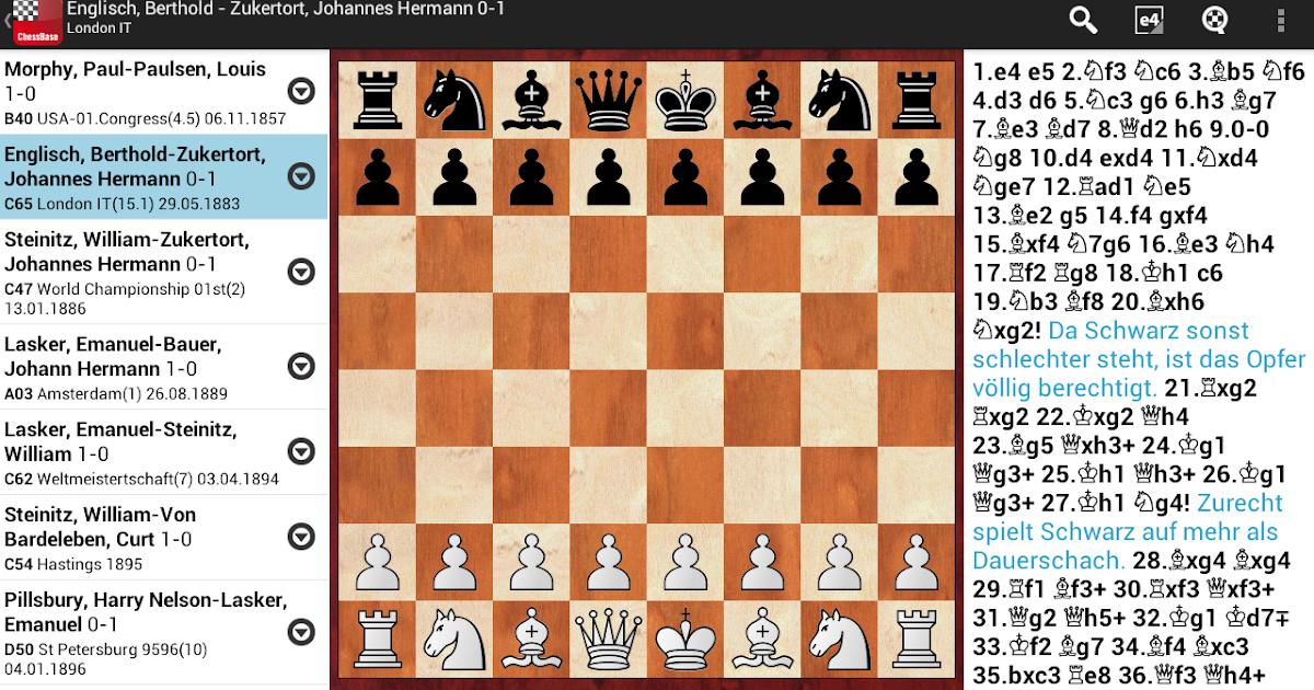 ChessBase Online APK v3 3 5 | APK mod
