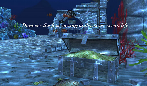 S4海底尋寶動態桌布