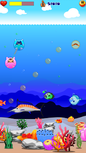Diving Kitties- screenshot thumbnail