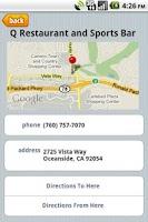 Screenshot of Mobile Playmaker