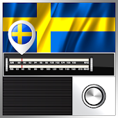 Swedish Radio Stations