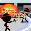 Super Fight logo