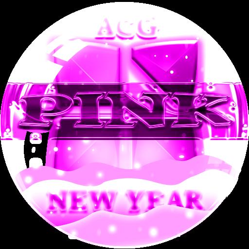 NEXT LAUNCHER 3D PinkNY THEME