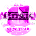 NEXT LAUNCHER 3D PinkNY THEME icon