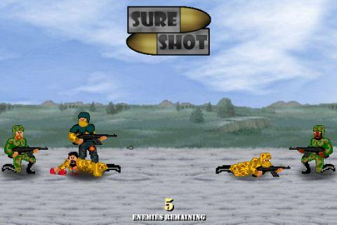 Sure Shot - screenshot