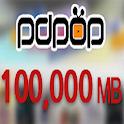 피디팝 무료쿠폰 중복쿠폰 모바일 생성기 웹하드 쿠폰 logo