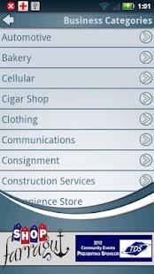 Shop Farragut - screenshot thumbnail