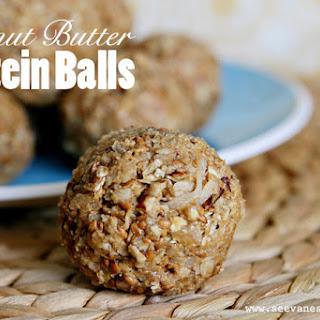 (buff Mama Monday) Peanut Butter Protein Balls