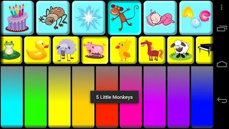 Kids Animal Piano Free 1.80 screenshot 283231