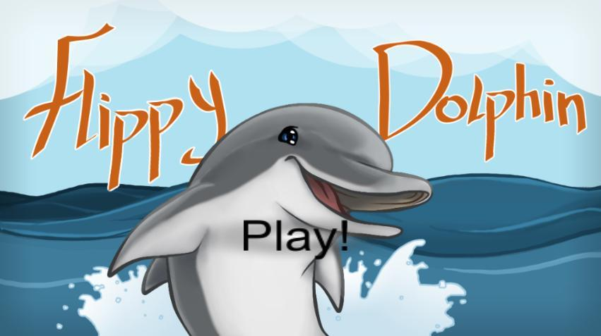 Flippy Dolphin- screenshot