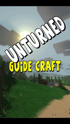Unturned Guia de Craft