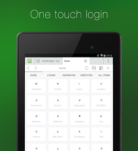 RoboForm Password Manager - screenshot thumbnail