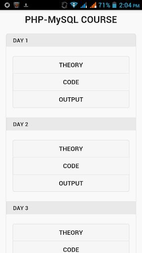 玩免費教育APP 下載PHP & MySQL in 5 days special app不用錢 硬是要APP