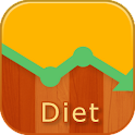 Easy Weight Manager:記錄飲食 icon