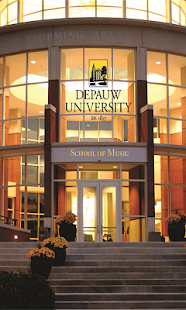 DePauw School of Music- screenshot thumbnail