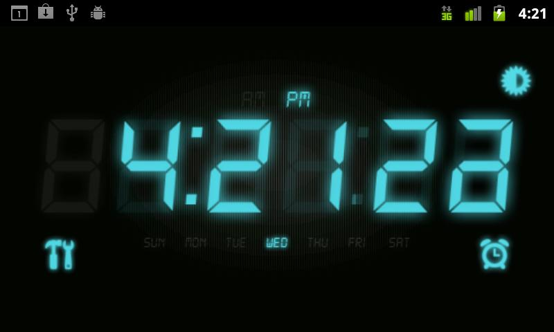 Super Alarm Clock - screenshot