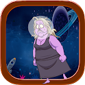 Zombie Granny vs. The Aliens icon