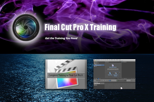 Training for Final Cut Pro X