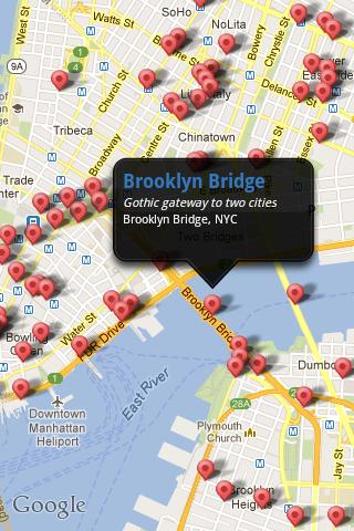 New York City Essential Guide - screenshot