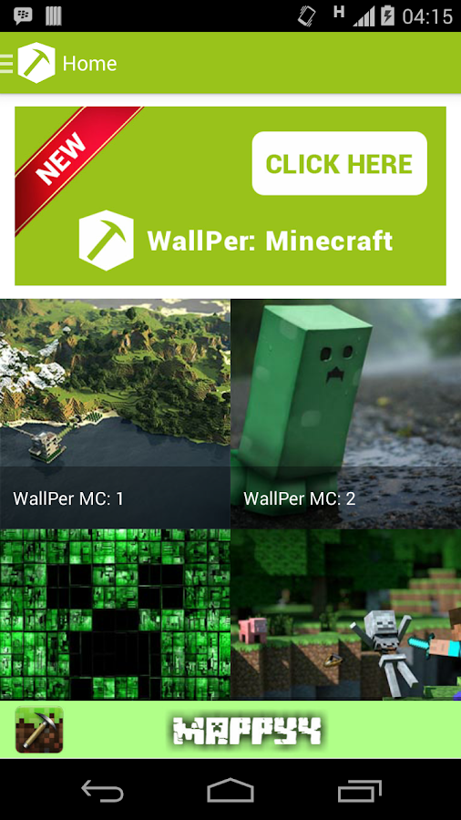 WallPer: MC- screenshot