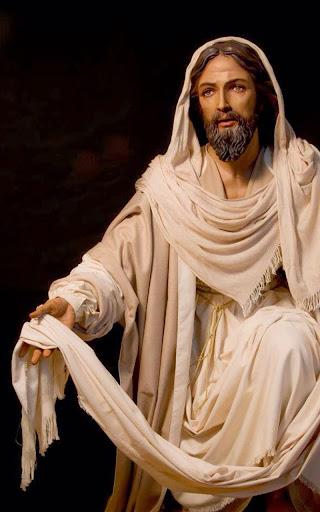 耶穌動態壁紙