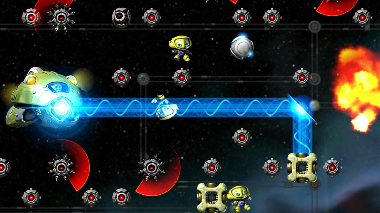 Spacelings- screenshot