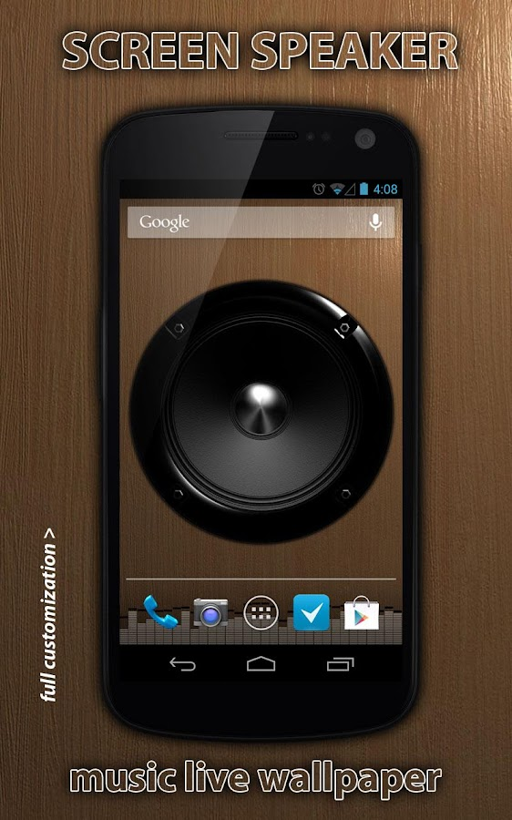 Screen Speaker Free - screenshot