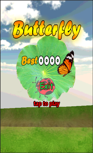 Flappy butterfly 3D