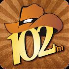 102 FM Itajaí icon