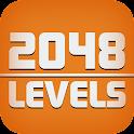 2048:LEVELS icon