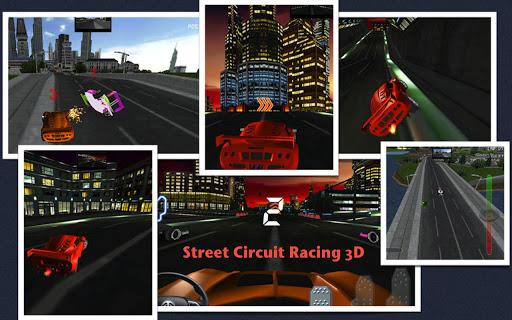 Street Circuit 3D Speed Racing