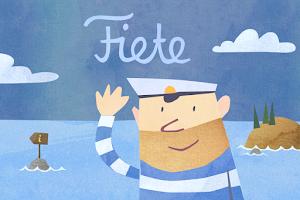 Screenshot of Fiete Islands