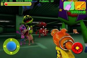 Screenshot of Puppet War:FPS ep.2