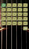 Screenshot of Virtual Guitar