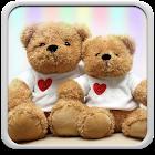 泰迪熊动态壁纸 icon