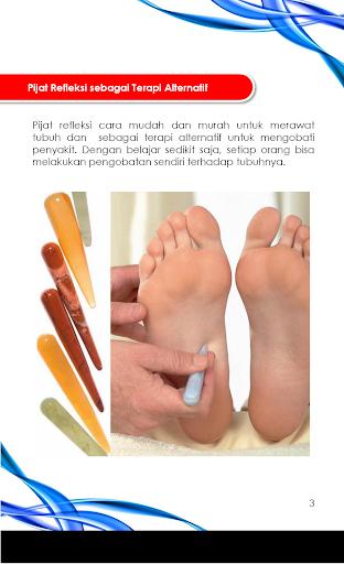 【免費健康App】Teknik Pijat Refleksi-APP點子