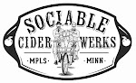 Logo of Sociable Cider Werks Bourbon-Barrel Aged Freewheeler