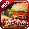 Food Puzzles Pro icon