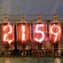 Nixie Clock for Wear