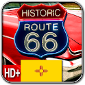 Route 66 NEW MEXICO Wallpaper logo