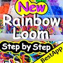Rainbow Loom - Step by Step icon