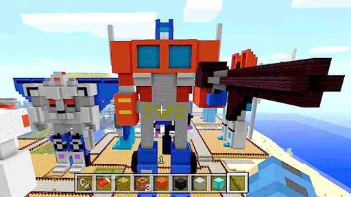 Robots Ideas - Minecraft